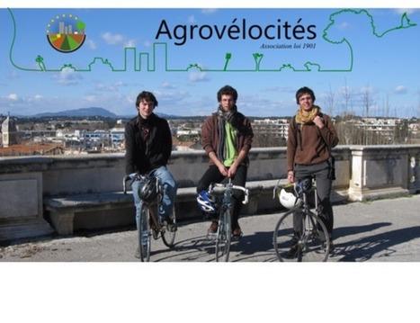 Agrovélocités : l'agriculture urbaine européenne, à vélo ! | Agriculture urbaine, architecture et urbanisme durable | Scoop.it