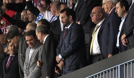 La UEFA echa al Málaga de Europa | Burbuja de futbol | Scoop.it