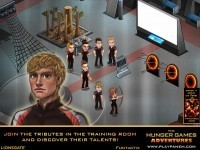 The Hunger Games Adventures for iPad Will Immerse You in the World of Panem | GeekDad | Wired.com | Young Adult and Children's Stories | Scoop.it