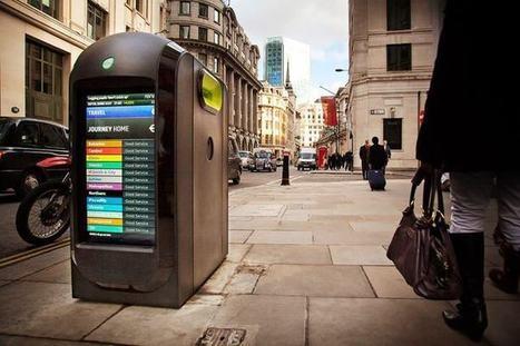 Londres adopte la smart poubelle - Demain La Ville - Bouygues Immobilier | Innovations urbaines | Scoop.it