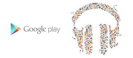 Google Play Musique Accès Illimité arrive en France   Musique Digitale & Streaming Musical   Scoop.it