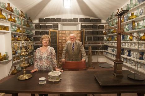 El Museo de la Farmacia Hispana incluye tanto la superstición como la ciencia | Salud Natural | Scoop.it
