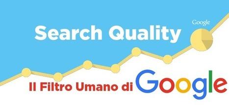 Consulenza SEO e Quality Rater: il filtro umano di Google - WpSEO | WebSecurity IT | Scoop.it