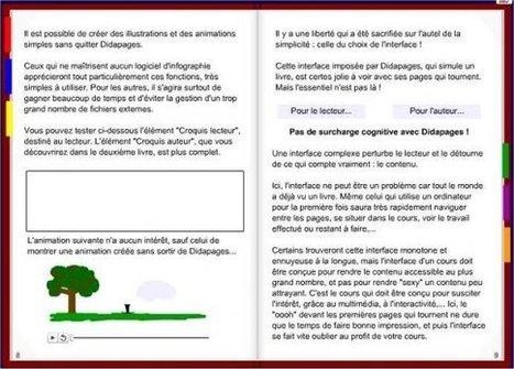PrimTice 09 - Créer des livres numériques et interactifs avec DIDAPAGES | Ressources thématiques cbb mobile | Scoop.it