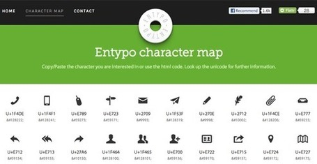 How To Customize Your CSS Buttons With Pictogram Icons | DesignWoop | Lectures web | Scoop.it