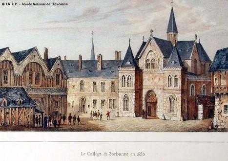 In Quarto » La vie de la première bibliothèque du collège de la Sorbonne | GenealoNet | Scoop.it