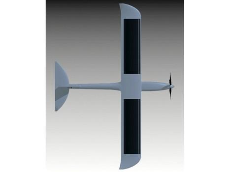 "Solar powered drone unveiled | L'impresa ""mobile"" | Scoop.it"