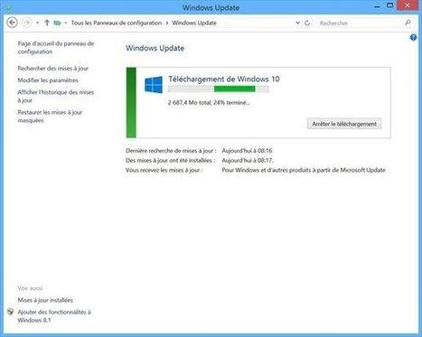 Windows 10 : nos conseils pour l'installation | Webmarketing | Scoop.it