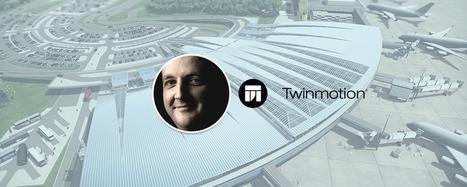 #Twinmotion #BIMmotion #BIM - Réalité virtuelle et immersion 3D avec Laurent VIDAL - Blog - #hexaBIM   Innovation - Entreprendre   Scoop.it