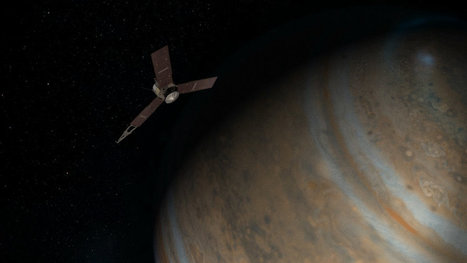 #history nice #Juno: Piercing #Jupiter's Clouds #astronomy | Limitless learning Universe | Scoop.it