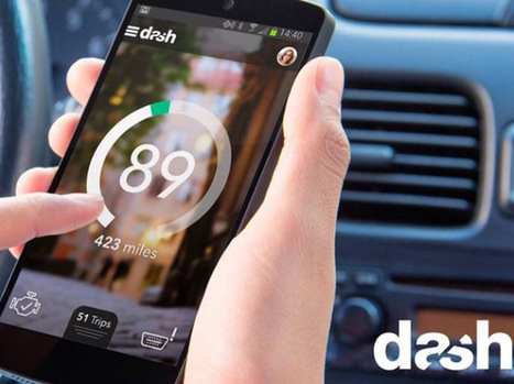"""Dash's Smart Driving App – A """"Fitbit For Cars"""" – Arrives On Android   International Auto Market Insights   Scoop.it"""