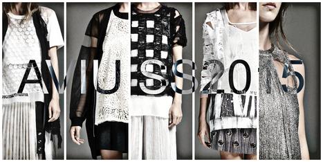 AVIU collection S/S 2015 | Le Marche & Fashion | Scoop.it
