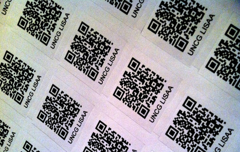 Influencia - L'Observatoire Influencia - Le QR Code vivra (désolé) ! | In the news | Scoop.it