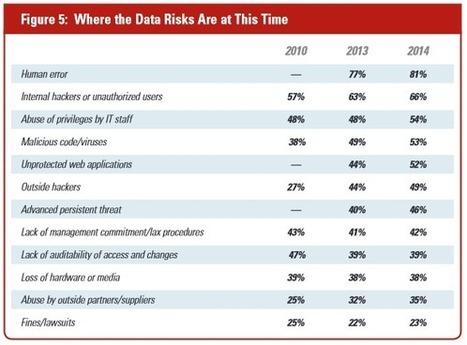 Una encuesta de Oracle revela la falta de seguridad en las Bases de Datos | Seguridad TI | Scoop.it