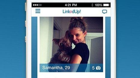 LinkedUp, l'application qui facilite le flirt entre collègues | B2B et réseaux sociaux | Scoop.it