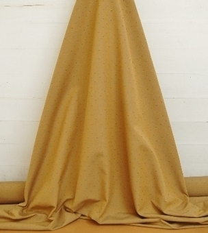 END ROLL DEAL 7M'S of ochre/green cotton shot fabric for curtains etc | Welcome to Discount Fabrics Lincs | Scoop.it