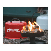 Little Red Campfire portable tailgating burner Campfire at RVToyOutlet.com | RV Buy and Sell | Scoop.it