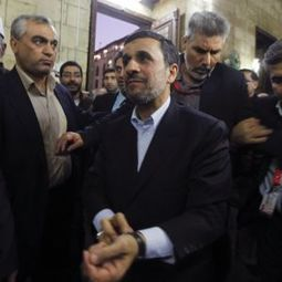 Ahmadinejad: Iran already a nuclear state, but has no intention of launching attack on Israel | Nieuwsartikels | Scoop.it