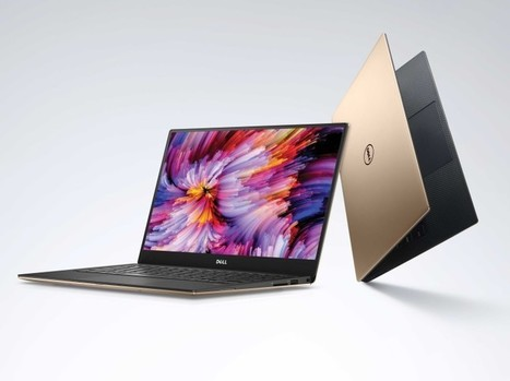 Dell unveils new XPS 13 with 7th-gen Intel Core processors and 22 hours of battery life | Windows 8 - CompuSpace | Scoop.it