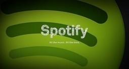 Vendez maintenant votre merchandising sur Spotify! | Musical Industry | Scoop.it