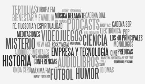 AudioKiosko, podcast, radio, mp3 y más - iVoox | Innovación,Tecnología y Redes sociales | Scoop.it