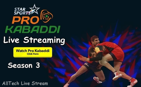 Pro Kabaddi Live Streaming 2016 | Live Sports Streaming | Scoop.it