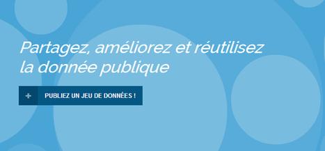 Data.gouv.fr fait peau neuve pour une utlisation collaborative de l'open data | Institutionnels | Scoop.it