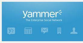 Yammer, un Twitter pour Intranet 2.0 où l'on peut aussi gazouiller   les-meilleurs-exemples-de-projets-et-campagnes-etourisme   Scoop.it