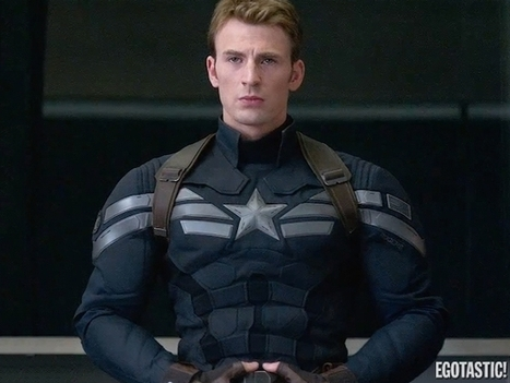 Chris Evans Can't Wait to Leave the Marvel Cinematic Universe | captain america | Scoop.it
