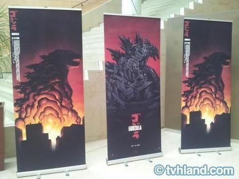 Tweet from @TVHLAND   Godzilla & Edge of Tomorrow Roadshow   Scoop.it