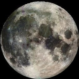Fossils could be discovered on the moon: Signs of ancient life may be littered across the moon | Amazing Science | Scoop.it