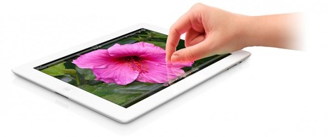 NUOVO iPad ultima generazione a confronto con la precedente edizione..... | news INTERNET E TECNOLOGIA | Scoop.it