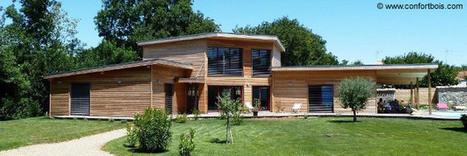La maison bois en meilleure santé que les constructions traditionnelles | Immobilier | Scoop.it