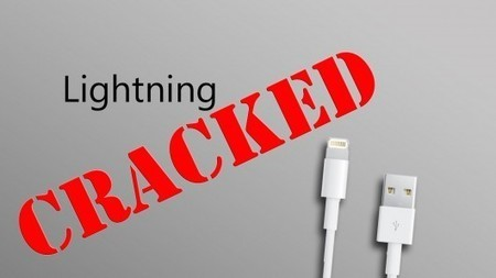 Apple Lightning connector crack opens the door to cheap accessories | MobileandSocial | Scoop.it