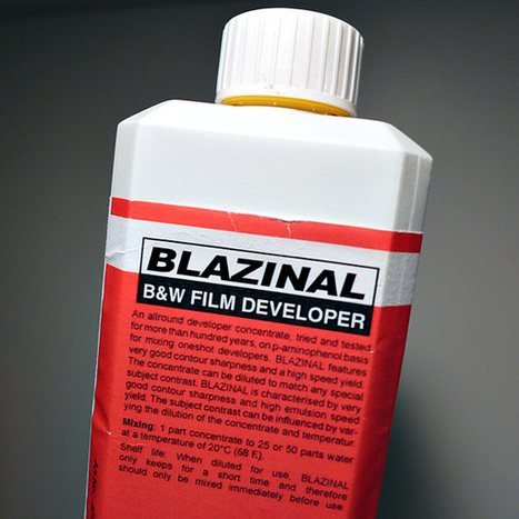Le développement lent (stand) au Blazinal (Rodinal)   L'actualité de l'argentique   Scoop.it