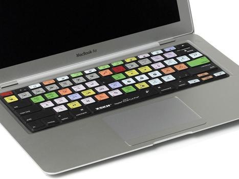 Logic Studio Pro Keyboard Skin MacBook/Wireless | Logic Studio & Logic Tutorials | Scoop.it