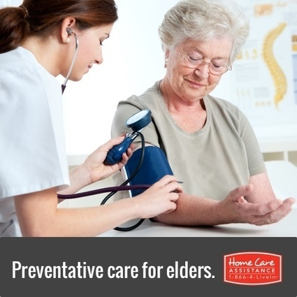 Fast Facts for seniors about Heart Disease & Stroke | Home Care Assistance Vancouver | Scoop.it