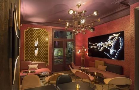 L'Idol Hotel, un hotel funky chez les luthiers - ON Magazine   Décoration: hôtels & restaurants   Scoop.it