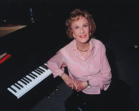 Jazz Articles: Marian McPartland Dies at 95 | Jazz from WNMC | Scoop.it