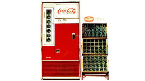 16 Things You Didn't Know About Vending Machines | Vending Machines | Scoop.it