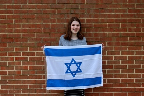 Student's campaign for Israel draws thousands | Washington Jewish Week | Jewish Life Today | Scoop.it