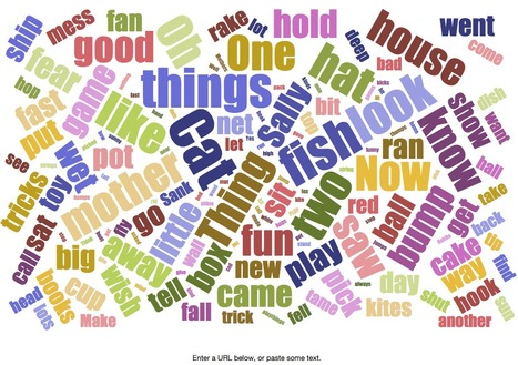Word Cloud Generator | Library information literacy | Scoop.it