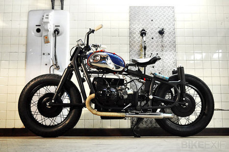 BMW R60/2 by Blitz Motorcycles | Explorations | Scoop.it