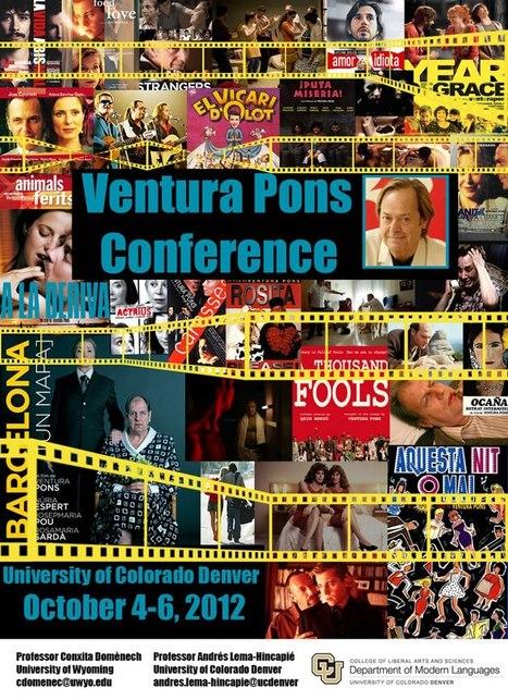 Maribel Rams treballa sobre el cineasta català Ventura Pons a Denver | The UMass Amherst Spanish & Portuguese Program Newsletter | Scoop.it