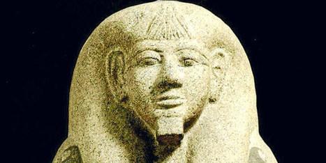 Vivir y morir en Egipto: los tesoros de la muestra en Chile | Egiptología | Scoop.it