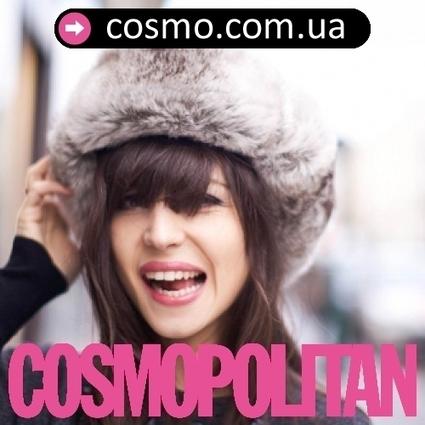 Тренд зимы – меховая шапка - cosmo.com.ua | Аксессуары 2013-2014 | Scoop.it