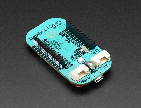 NEW PRODUCT – LightBlue Bean+ | Raspberry Pi | Scoop.it