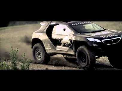 How This French 2WD Diesel Hatchback Just Might Dominate Off-Road Racing | passions | Scoop.it