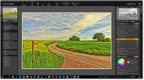 LightZone - un logiciel d'édition de photos numériques très performant | Chroniques libelluliennes | Scoop.it