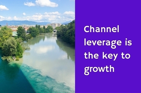 Channel Leverage Is the Key to Growth | Web Content Enjoyneering | Scoop.it